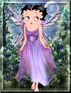 Fairy Betty Boop
