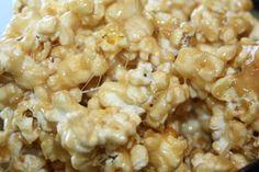 Seasoned with Love: Caramel Marshmallow Popcorn