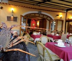 Ristorante L'Ostricaro, Ischia, Italy.  Ask for the antipasto misto from the sea and the grilled clams!
