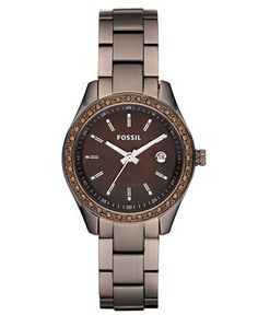 Love Fossil watches