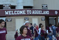 Welcome to Kyle Field. A&m Football, Football Season, Kyle Field, Texas A&m