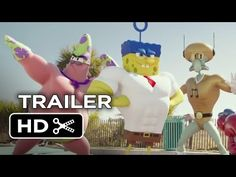 THE SPONGEBOB MOVIE - SPONGE OUT OF WATER (HD) ITUNES – Dragonfly Emovies