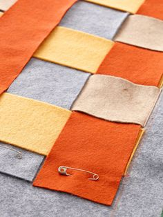 Cozy Coverlet: Step 2