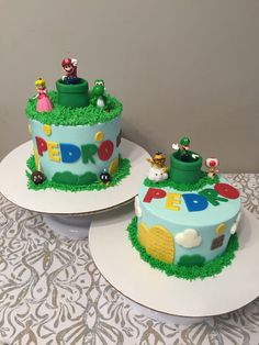 #supermario #cake #birthday
