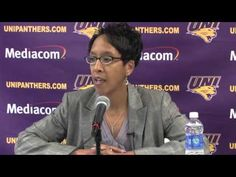 ▶ UNI Women's Basketball 2013 Preview - YouTube No key players. We intend to unlock the potential every player has to make a difference for this team.