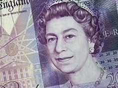 English £20 ........ The queen was never a beauty but seriously ........ Is this the best portrait they could find for their currency ?!!!
