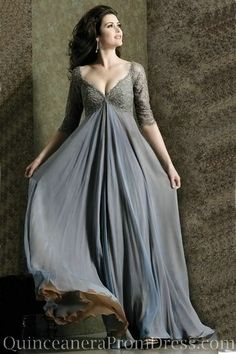 pictures of evening dresses for plus size - Google Search
