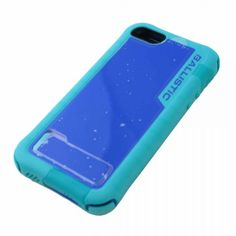 Original BALLISTIC EC0933-M075 Every1 Protective Case with Holster for iPhone 5 Blue $30.45