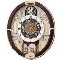 9 Best Seiko Melodies In Motion Images Seiko Clock