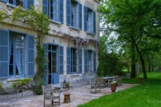 Catherine Deneuve's Château  (S, I think I just read this is on the market for $5.5 M (U.S.)                       s