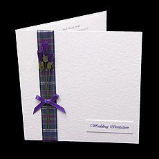 thistle invitations