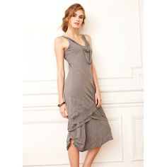 Bande Originale Long Jersey Strappy Dress