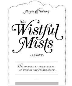 wistful mists