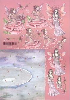 Fairies 3 D