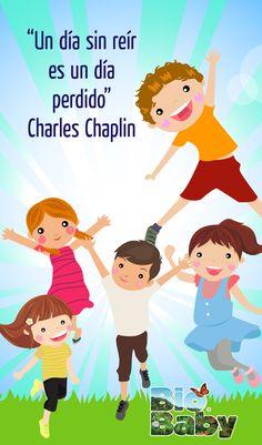 Hacer a los niños sonreír es de las mejores tareas que los adultos pueden cumplir en el día.
