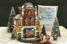 Scottie's Toy Shop NEW Department Dept. 56 Christmas In The City Village CIC