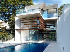 Mosman House by Rolf Ockert | HomeAdore