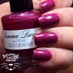 Lumina Lacquer God of Wine