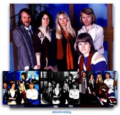 Abba pictures taken in 1979 #Abba 26 September, King Queen, About Me Blog, Fans, Blog Pictures, Queens, Music, Muziek, Followers