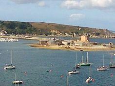 Le port de camaret sur mer