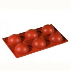 Half Sphere Teacake Mould