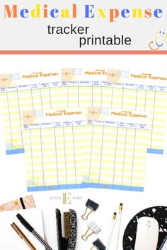 Stay organized and tax ready with the itemized medical expense worksheets. The medical expense tracker keeps flawless records of medical expenses paid. Tax Refund, Tax Deductions, Income Tax Preparation, Leadership, Small Business Tax, Tax Debt, Income Tax Return, Expense Tracker, Marketing