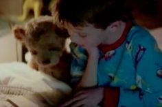 Boy Shares His Life With A Bear In Moving Spot For Child Bereavement Charity - Video - Creativity Online