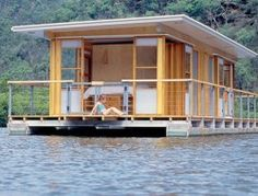 38 Best Homemade Houseboats Images Floating House Small