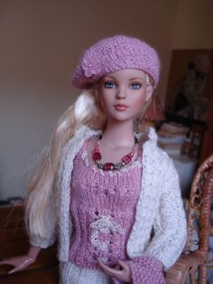 great pattern for Tonner fashion dolls