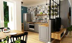 Kuchnia styl Nowoczesny - zdjęcie od Grafika i Projekt