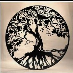Tree of life tattoo. I would want this on my foot.