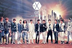 New Exo Wallpaper Hd Desktop Laptop 2016 2017 Best Cool Exo In