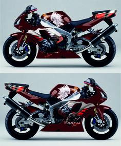 Yamaha R1 patriota