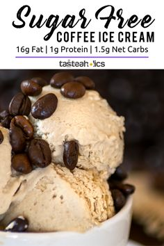 A low carb keto double berry ice cream recipe everyone can enjoy, even if you're not on a keto diet! Sugar Free Ice Cream, Low Carb Ice Cream, Low Carb Coffee Ice Cream Recipe, Sugar Free Diet, Sugar Free Recipes, Keto Recipes, Low Carb Desserts, Frozen Desserts, Diet Desserts