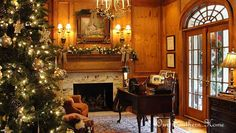 Christmas Study - Our Southern Home  http://www.oursouthernhomesc.com