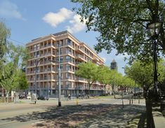 Rotterdam_De_Raedt_Albeda_College_03 Rotterdam, Netherlands, Louvre, Street View, Architecture, Building, Travel, The Nederlands, Arquitetura