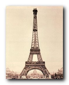 Vintage Paris Eiffel Tower Wall Decor Art Print Poster (1... https://www.amazon.com/dp/B00SJ7UCOK/ref=cm_sw_r_pi_dp_x_Loziyb3H9F0HD