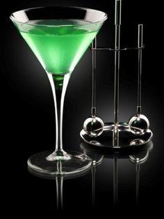 "Cocktail ""Hakushu Passion"" //  © Bar Plaza Athénée"