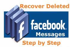 how to delete photos in thread on facebook messages
