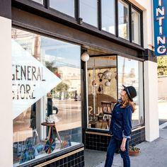 11:24 A.M.: General Store - A Perfect Shopping Day in Venice Beach - Coastal Living