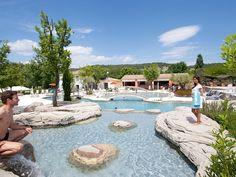 Camping Le Soleil Vivarais #Camping #LeSoleilVivarais #Sampzon #Ardèche #Piscine #ParcAquatique #Vacances