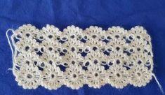 Preparation of Spring Flowers Vest Model Crochet Yoke, Irish Crochet, Diy Crochet, Crochet Stitches, Crochet Baby, Crochet Patterns, Easy Stitch, Kind Mode, Crochet Flowers