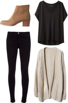 Love it casual classy edgy