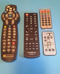 Use an arduino to decode remote controls