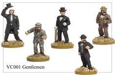Gentlemen - VC001