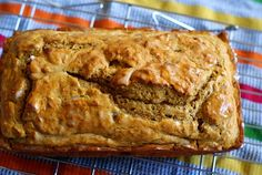 holy toledo, why is pumpkin beer season gone!?!?  I could actually make this one!  Pumpkin Beer Bread