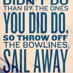 #boating #sailing #truth #ocean #freedom