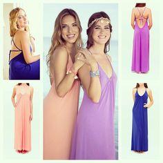 "The ""Mia"" dress from designer @josatulum is simply elegant! #ethicalfashion"