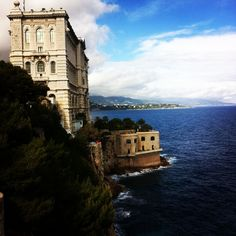 #Rocher #Monaco #Mer ##Sun by maximebouri from #Montecarlo #Monaco