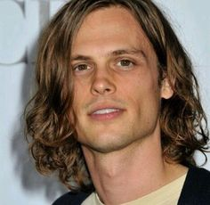 Matthew Gray Gubler♥️ OMG I love his dimples when he lets them show.